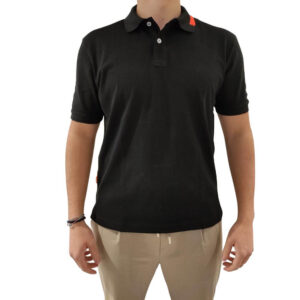 SUNS POLO PLS11001U 999 NERO