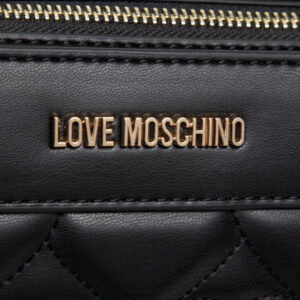 LOVE MOSCHINO BORSA QUILTED PU NERO JC4251PP0CKG0000