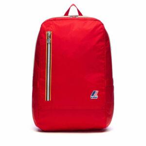 K-WAY BACKPACK K POCKET K1127PW Q03 RED