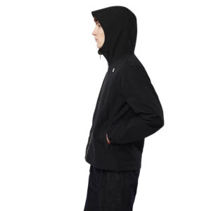 K-WAY JACQUES CRINKLE RIPSTOP K5118IW USY BLACK PURE