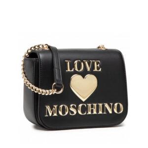 LOVE MOSCHINO BORSA PU NERO JC4052PP0CLF0000