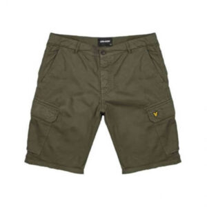 LYLE & SCOTT SHORT CARGO SH002IT OLIVE