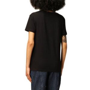 MOSCHINO T SHIRT DONNA A1920 2125 555 BLACK