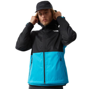 THE NORTH FACE GIUBBINO MILLERTON JACKET NF0A53BYE2Z BLACK BLUE