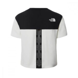 THE NORTH FACE T SHIRT DONNA NF0A5567FN41 WHITE