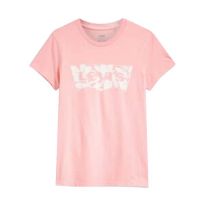 Levi's® T SHIRT DONNA THE PERFECT TEE BATWING 17369 1450 PINK