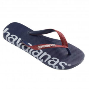 HAVAIANAS 41457270555 TOP LOGOMANIA HIGHTECH NAVY BLUE