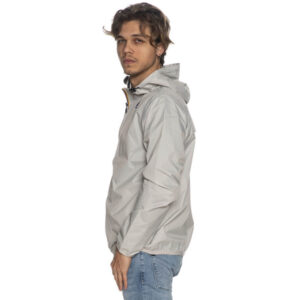 K-WAY UNISEX LE VRAI 3.0 CLAUDE K004BD0 08Y GREY MD
