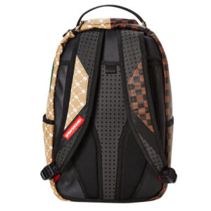 SPRAYGROUND PARIS VS FLORENCE SHARK BACKPACK 910B2292SS21 BROWN BEIJE