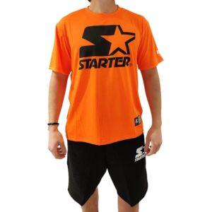 STARTER T SHIRT 72402 ARANCIO