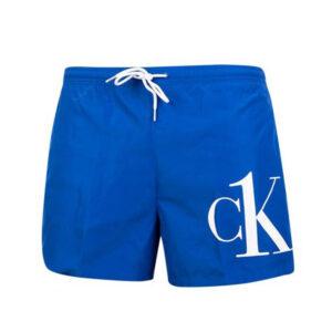 CALVIN KLEIN BOXER MARE UOMO KM0KM00591 C5D BLUE