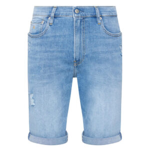 CALVIN KLEIN JEANS SLIM SHORT J30J317749 1A4 DENIM BLUE
