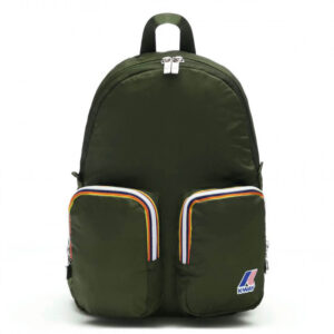 K-WAY BACKPACK K POCKET K1127QW 906 A5 ARMY