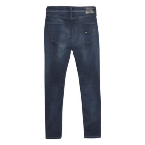 TOMMY DENIM JEANS SCANTON SLIM DM0DM09852 1BZ DARK BLUE