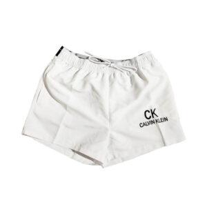 CALVIN KLEIN BOXER MARE UOMO KM0KM00562 YCD WHITE