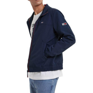 TOMMY JEANS BOMBER DM0DM10061C87 TWILIGHT NAVY