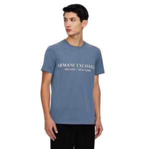 ARMANI EXCHANGE T SHIRT UOMO 8NZT72 Z8H4Z 1579 AVION