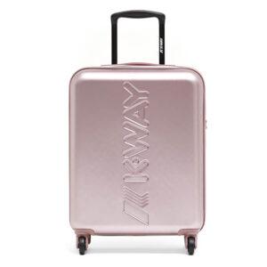 K-WAY TROLLEY K AIR K111JPW A0P ROSE GOLD