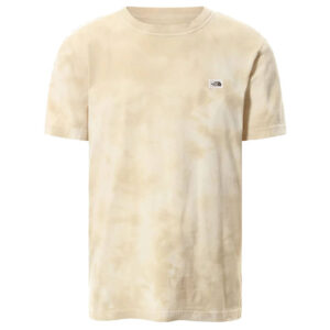 THE NORTH FACE T SHIRT UOMO NATURAL DYE TEE NF0A55SW0EG BEIGE