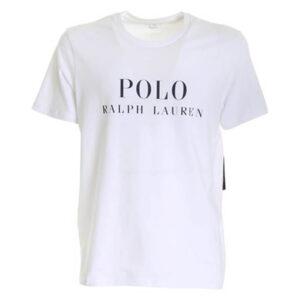 POLO RALPH LAUREN T SHIRT SS CREW 714830278006 WHITE
