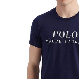 POLO RALPH LAUREN T SHIRT SS CREW 714830278008 NAVY