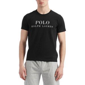 POLO RALPH LAUREN T SHIRT SS CREW 714830278007 BLACK