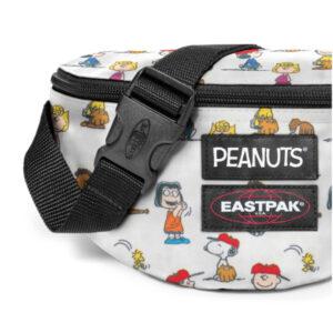 EASTPAK MARSUPIO SPRINGER Peanuts Basebal EK000074K561 white
