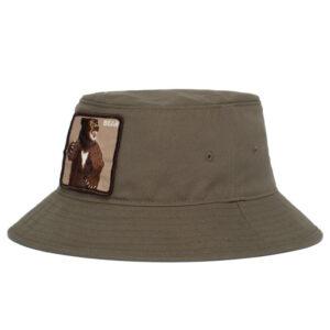 GOORIN BROS CAP PESCATORE 101 BEAR OLIVE