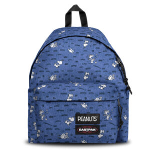 EASTPAK PADDED PAK R Peanuts Snoopy EK000620K571 blue