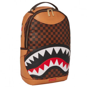 SPRAYGROUND HENNY AIR TO THE THRONE BACKPACK 910B3754NSZ BROWN