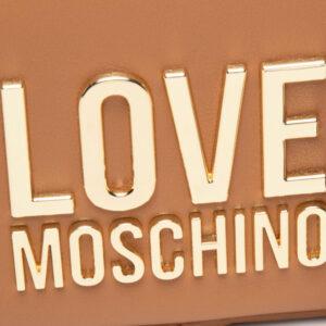 LOVE MOSCHINO BORSA BONDED PU CAMMELLO JC4107PP0DLJ020A