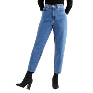 Levi's® JEANS HIGH LOOSE TAPER HOLD MY DONNA 17847 0004 BLU
