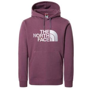 THE NORTH FACE FELPA M DREW PEAK NF00AHJY0H51 PURPLE