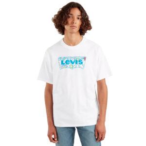 Levi's® T SHIRT UOMO 87373 0012 WHITE