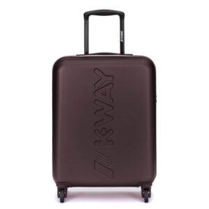 K-WAY TROLLEY AIR CABIN 8AKK1G01 A07 BROWN