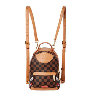 SPRAYGROUND SMALL BACKPACK HENNY AIR TO THE THRONE 910B3940NSZ